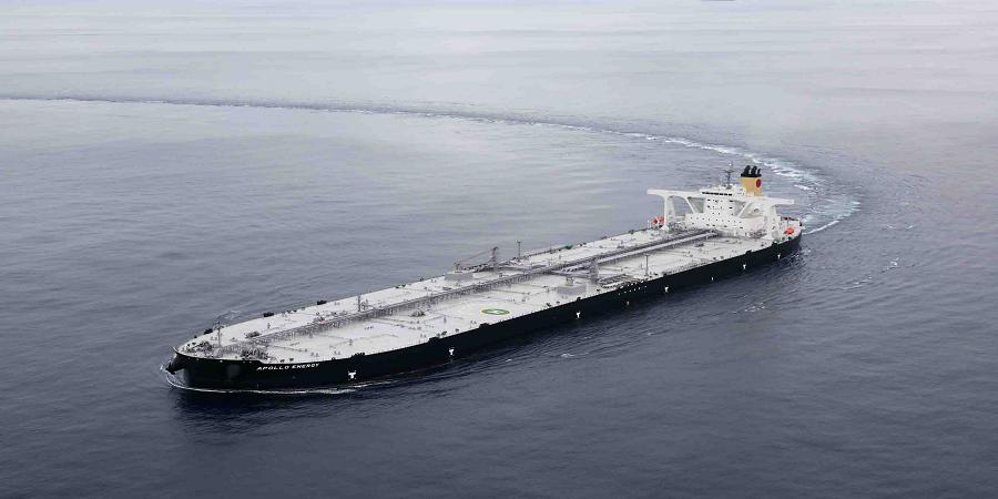 VLCC「APOLLO ENERGY」